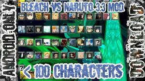Bleach vs Naruto 3.3 Mod Download for... - Bleach vs Naruto