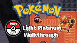 How To Get Lava Surf In Light Platinum Pokemon Light Platinum Walkthrough Part 27 Lava Surf