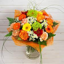 <b>Букет</b> с хризантемами <b>оранжевого</b> цвета купить в СПб недорого ...