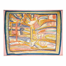 paras a modern wall tapestry by