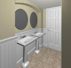 beadboard bathroom ideas beadboard in bathrooms pictures the bathroom diy  wainscoting ideas