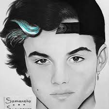 ethan and grayson dolan drawing