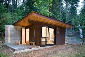 Small Picture modern cabin Prairie Perch Karoleena Modern Modular Homes