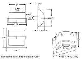 recessed toilet paper holder large size of toilet paper holder in elegant bathroom design