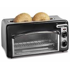 toastation toaster oven black 22708