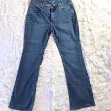 16 M Lee Riders Indigo Blue Jeans Jeweled Pocket