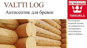 <b>Valtti Log</b> - Специальный атмосферостойкий <b>антисептик</b> для ...