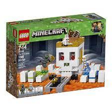 Lego Minecraft 21145 The Skull Arena - Đấu trường Đầu Lâu - Shop MC