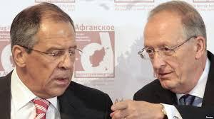 Доклад ООН международная организованная преступность как угроза  Сергей Лавров и Антонио Мариа Коста