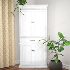 Image Legs Quickview Wayfair Kitchen Pantry Cabinets Youll Love Wayfair