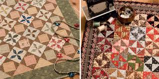 "Get to know a Civil War fabric fanatic (+ fabric giveaway ... & Quilts from Civil War Legacies II "" Adamdwight.com"