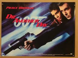 Image result for Die Another Day   poster original