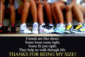 Quotes About Shoes And Friendship Unique Quotes About Shoes And Friendship 48 QuotesBae