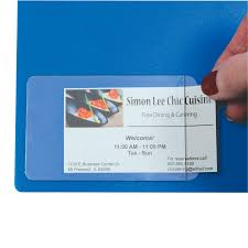 Amazoncom C Line Self Adhesive Binder Label Holders For 2 Ring