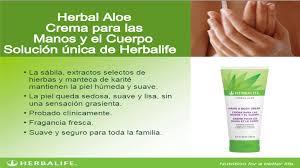 Resultado de imagen de fotos Herbal Aloe corporal herbalife