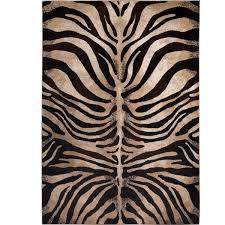 elegant zebra print rugs of animal