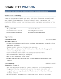 Best Certified Custom Framer Resumes Resumehelp