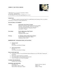 Resume References Example Listing References Resume Reference Page
