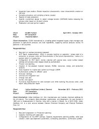 Resume sap r Related Free Resume Examples