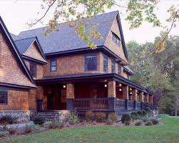 dark brown exterior trim exterior traditional with stone