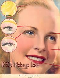 resultados da pesquisa de vinemakeupguide wp content gallery 1930s makeup style 1930s look8 jpg no google