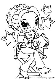 Lisa Frank Kids Colouring Pages A4 Coloring Pages Printable