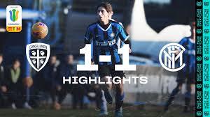 CAGLIARI 1-1 INTER | PRIMAVERA HIGHLIGHTS
