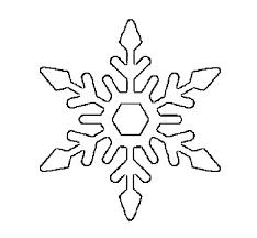 Disney Frozen Snowflake Template Easy Vancouvereast Co