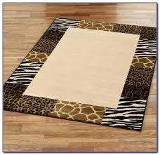 giraffe print rug leopard print rug hand tufted modern giraffe print rug for nursery