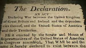 declaration of war the war of pbs