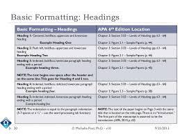 Font For Apa Format 6th Edition Apa 6th Ed Tutorial V10