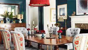House Beautiful Dining Rooms Style