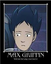 max griffin from amulet kazu kibuishi