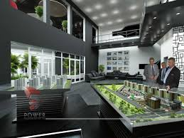 corporate office interiors. Hotel Bar Interior Design 3D Office Rendering Corporate Interiors
