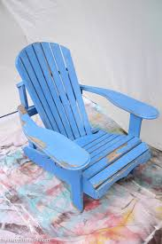 how to paint outdoor furniture so it