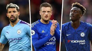 European Goal Scoring Charts Premier League Top Scorers 2019 20 Jamie Vardy Pierre