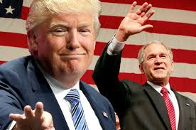 Image result for george washington and donald trump