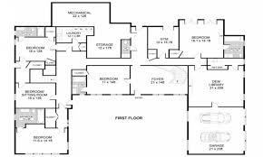 U Shaped Floor Plans Modern 15 Shaped House Plans U Shaped House Plans  Single Story,