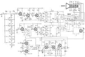 oscilloscope circuit diagram the wiring diagram circuit diagram rules vidim wiring diagram circuit diagram