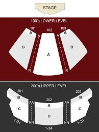 ka theatre seating chart