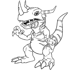 Small Picture Digimon Coloring Pages 11 Free Printable Coloring Pages