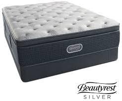 twin mattress set. Crystal Ridge Plush Pillowtop Twin Mattress And Foundation Set By  Beautyrest Silver Twin Mattress Set