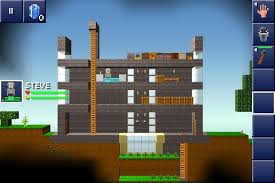 minecraft like game blockheads that is good for planning and time management skills