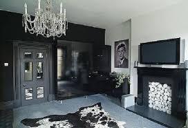 Black Interior Design Bold Ideas 20 25 Black Living Room Ideas Are You Bold  Enough For A Interior. »