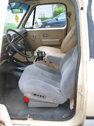 What seats will fit in my 85? - Blazer Forum - Chevy Blazer Forums