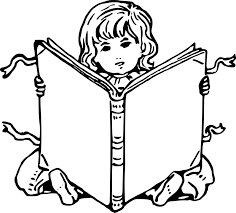 book child infant reading people