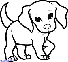 Small Picture Puppies Drawing Pages For Puppy Drawings Es Coloring Pages