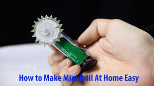 How To make <b>Electric Mini Drill</b> Cut At Home Easy <b>DIY</b> - YouTube