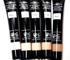 makeup forever. make up for ever ultra hd concealer correcting shades makeup forever n