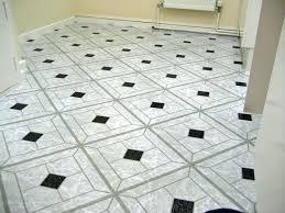 black and white diamond tile floor. White Black And Diamond Tile Floor